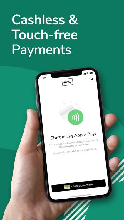 Branch: No Wait Pay. screenshot-5