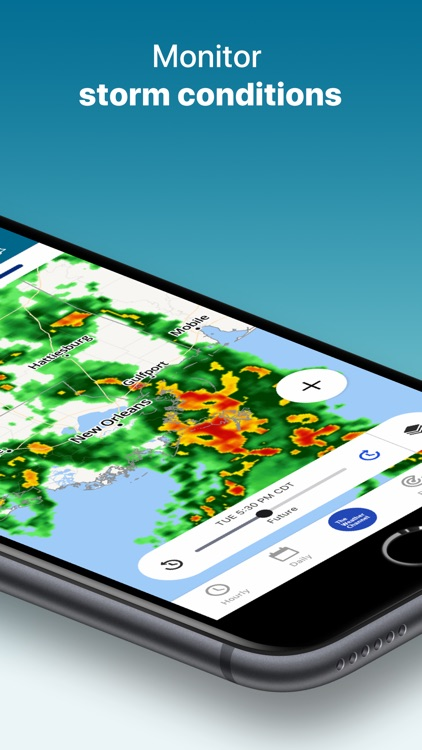 Weather - The Weather Channel screenshot-5