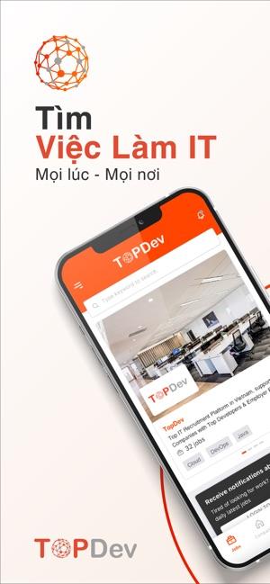 TopDev - Tìm Việc IT