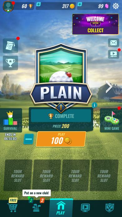Shot Online: Golf Battle screenshot 1