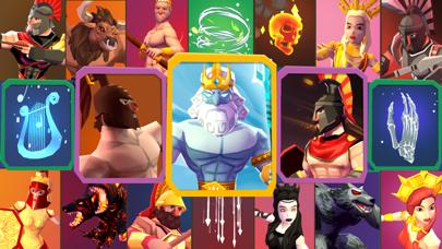 Trojan War 2: Clash Cards Game紹介画像3