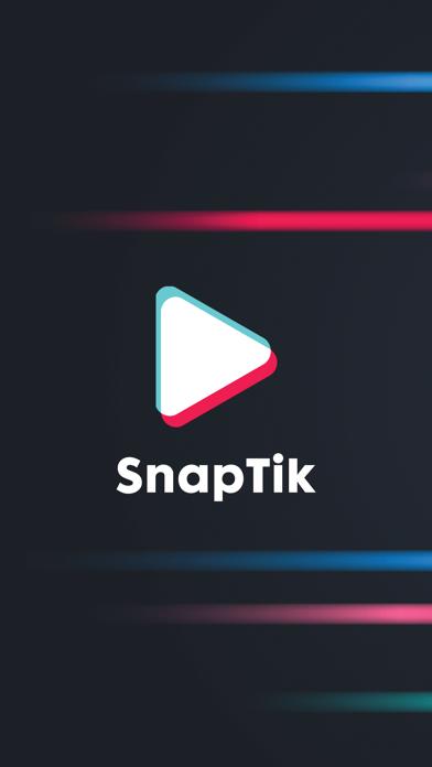 SnapTikCaptura de pantalla de1