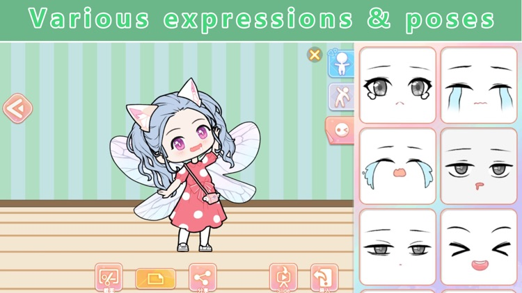 YOYO Doll-Dress up Games Baby screenshot-4