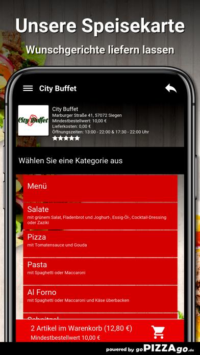 City Buffet Siegen screenshot 4