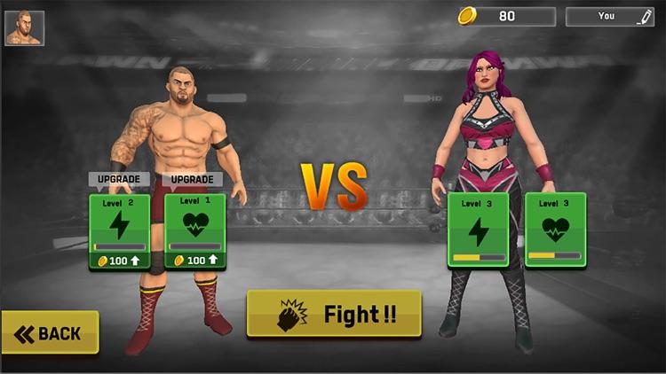 Wrestling Rumble: PRO Fighting screenshot-5