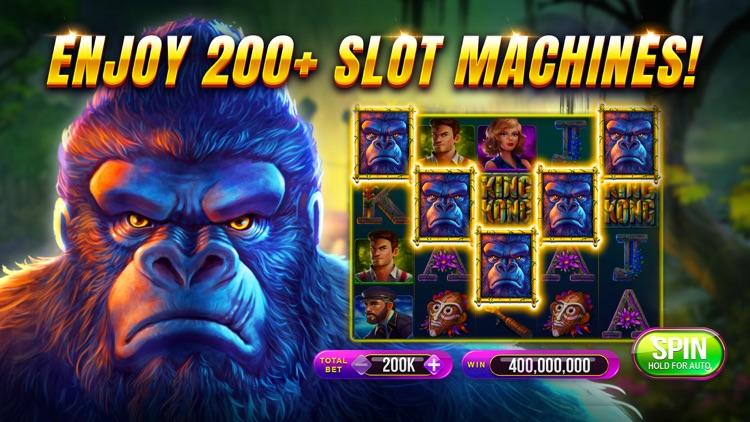 Neverland Casino - Vegas Slots screenshot-0