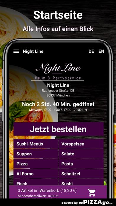 Night-Line München screenshot 2