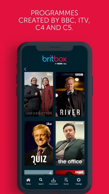 BritBox UK screenshot-6