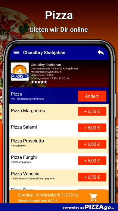 Shahjahan Königsbrunn screenshot 5
