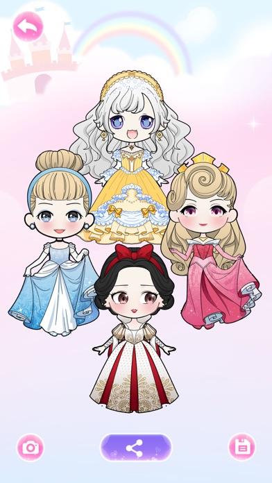 Anna Doll - Dress Up Game screenshot 6
