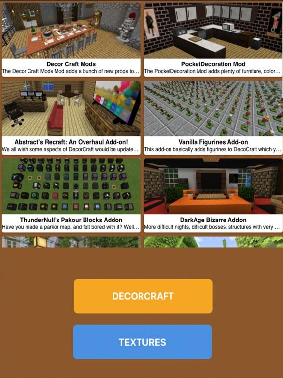DecorCraft Mod for Minecraftのおすすめ画像1
