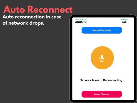 BlinkTalk Intercom App screenshot 8