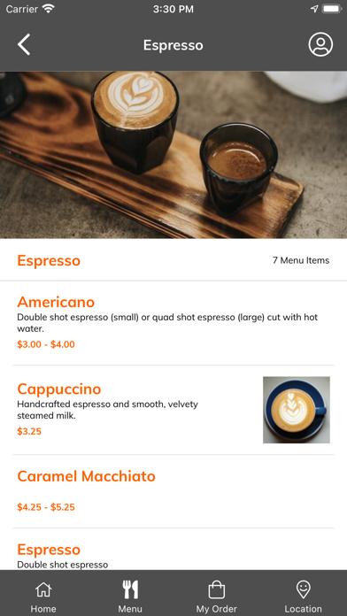 BeanHeads Coffee screenshot 3