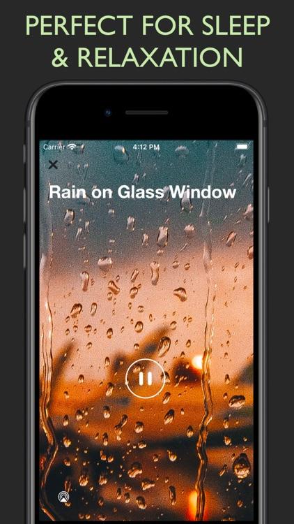 Rain Sounds· screenshot-3
