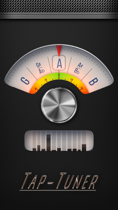 Tap Tuner screenshot 2