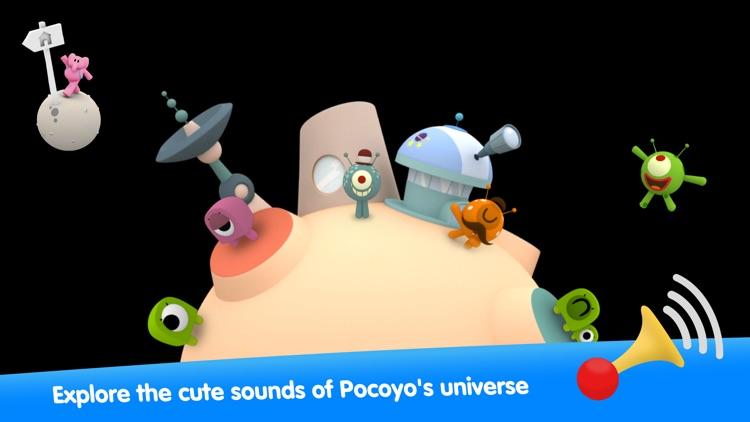 Pocoyo: Sounds Of Animals screenshot-4