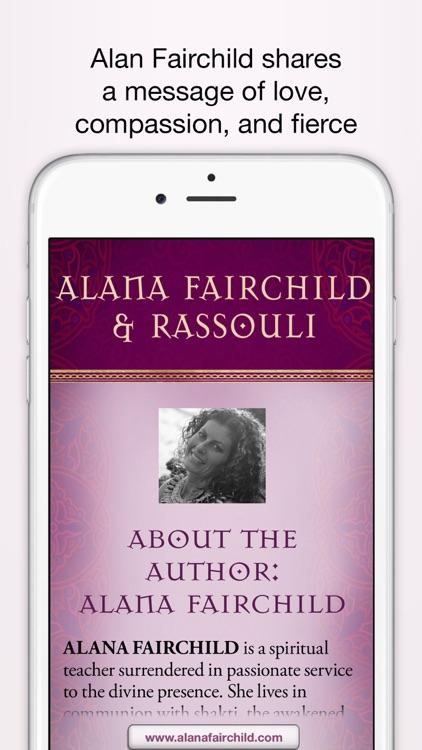 Rumi Oracle - Alana Fairchild screenshot-4
