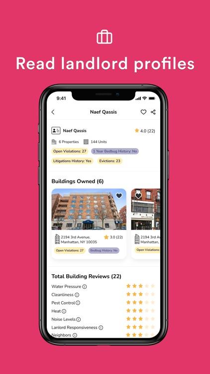 openigloo: NYC Rental Reviews screenshot-3