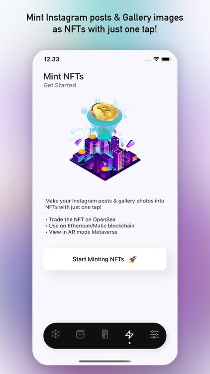NFTs - Mint, View & Share NFTs screenshot-1