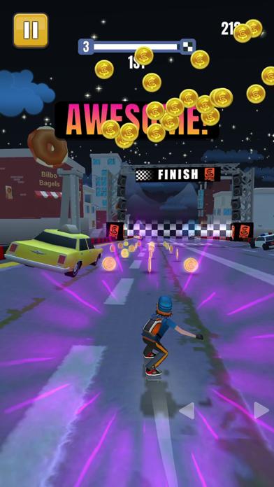 Faily Skater Street Racer screenshot 3