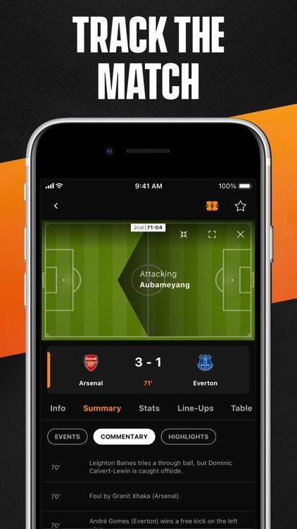 LiveScore: Live Sports Scores screenshot-5