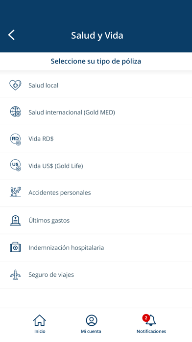 Fino Consultores APP screenshot 2