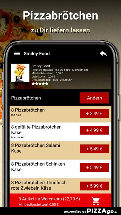 Smiley Food Kleinostheim screenshot 5