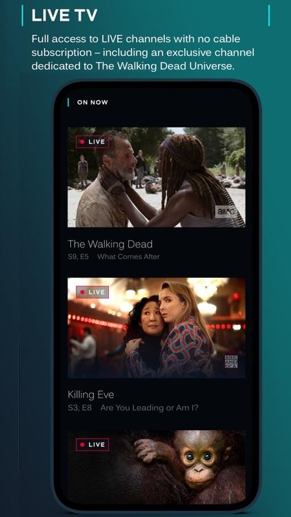 AMC+   TV Shows & Movies screenshot-4