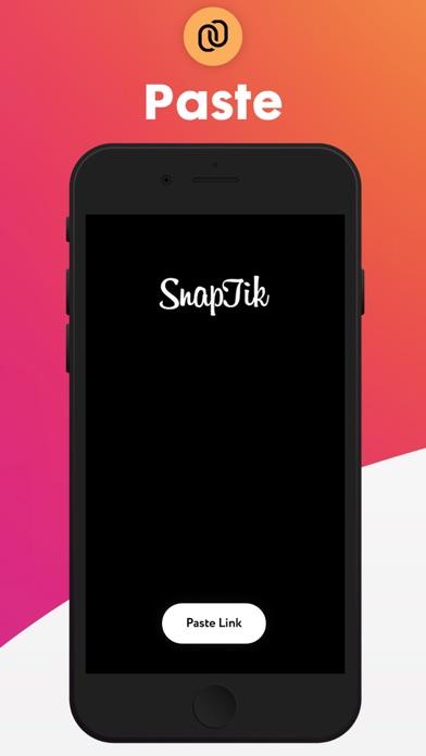 SnapTikCaptura de pantalla de2