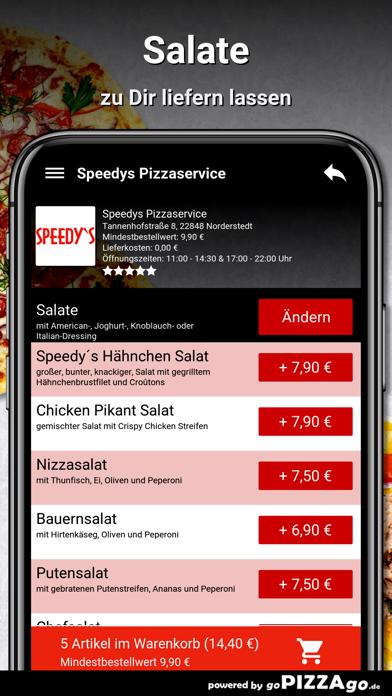 Speedys Norderstedt screenshot 6