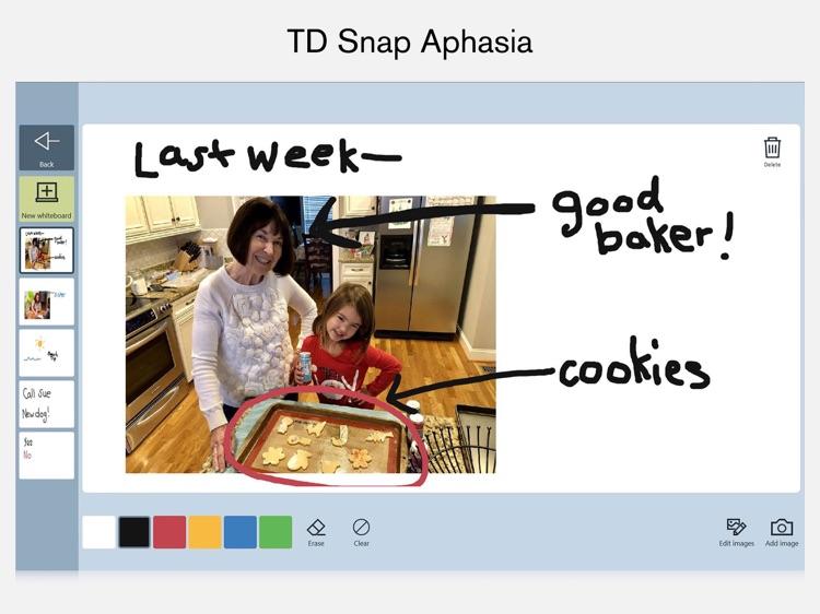 TD Snap AAC screenshot-3