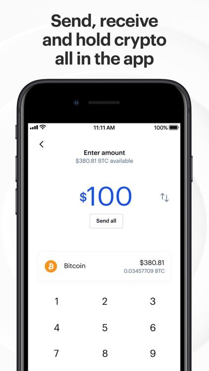 Coinbase: Trade BTC, ETH, DOGE screenshot-4