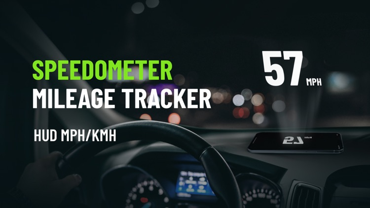 Speedometer - mileage tracker screenshot-4