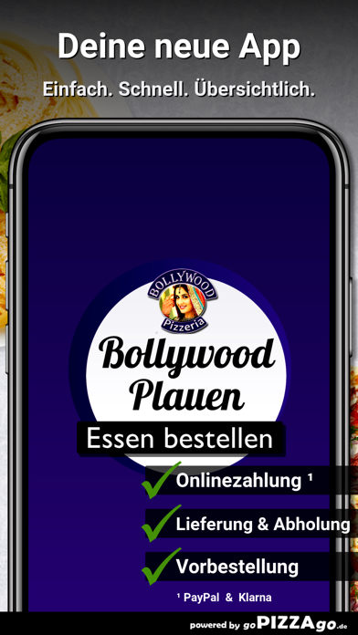 Bollywood Pizzeria Plauen screenshot 1
