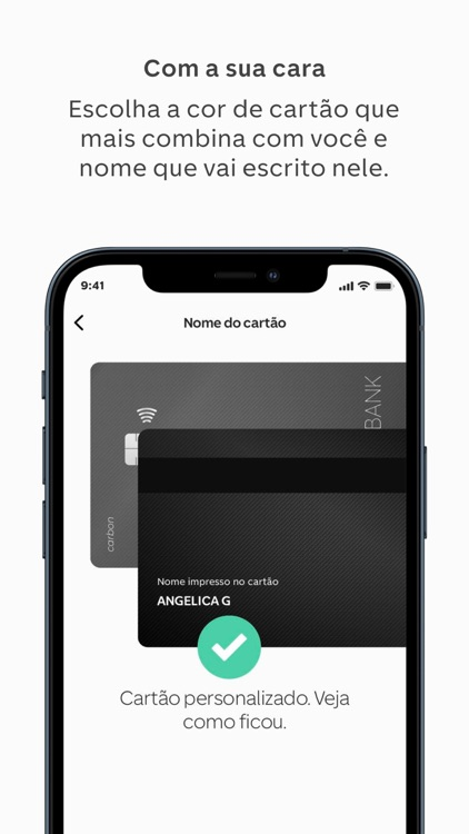 C6 Bank: Cartão, conta e mais! screenshot-3