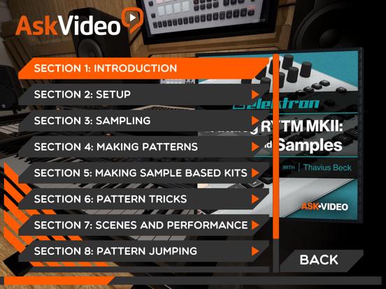 Beats Course for RYTM MKII screenshot 7