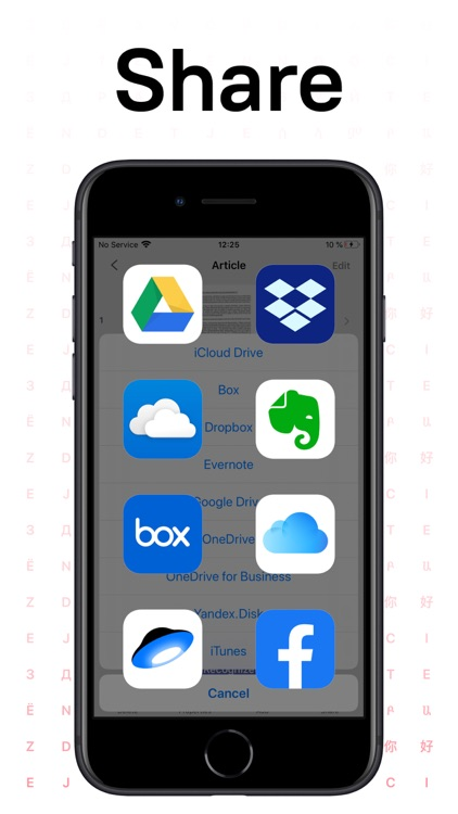 FineReader: PDF Document Scan screenshot-3