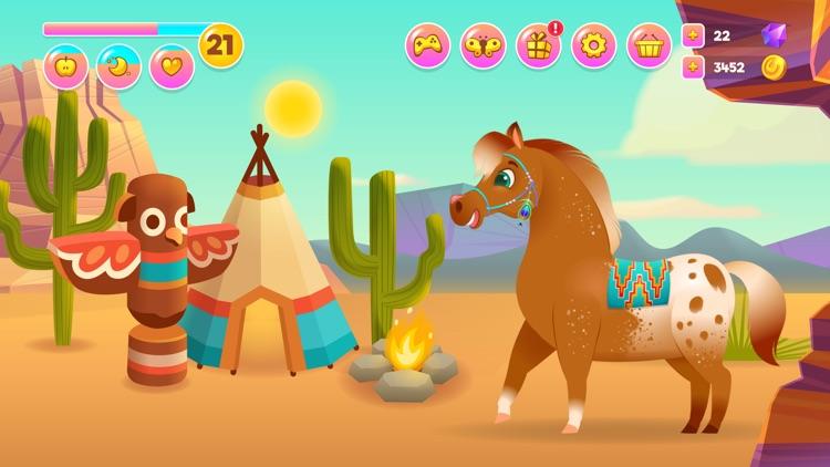 Pixie the Pony - Unicorn Games screenshot-5