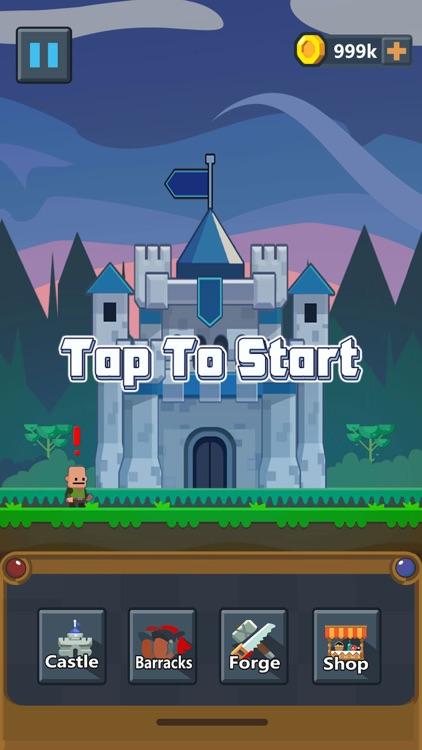 Castle Battle War