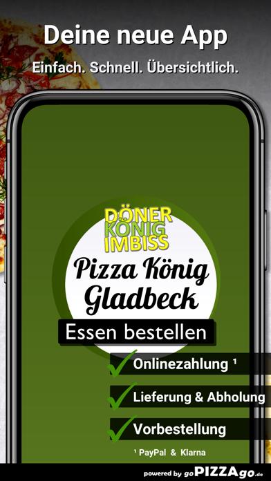 Döner & Pizza König Gladbeck screenshot 1