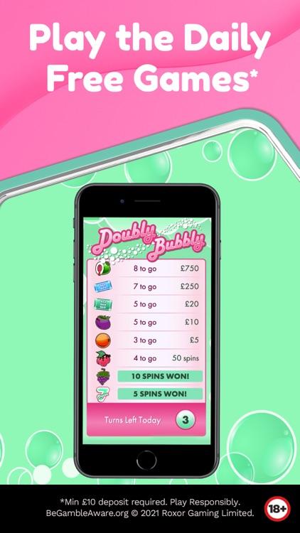 Double Bubble Bingo screenshot-4