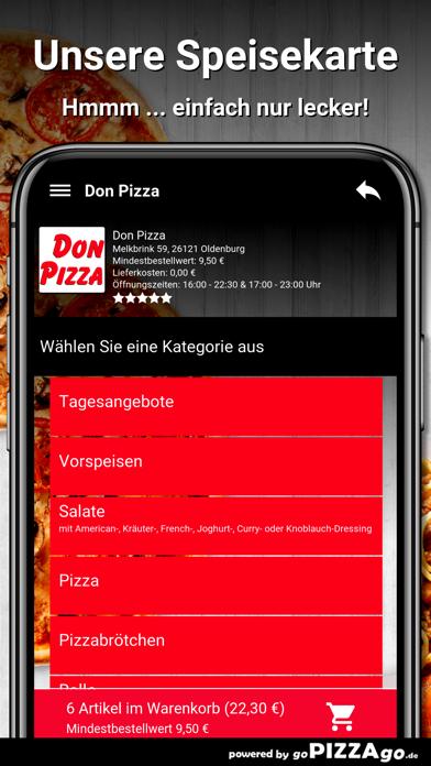 Don Pizza Oldenburg screenshot 4