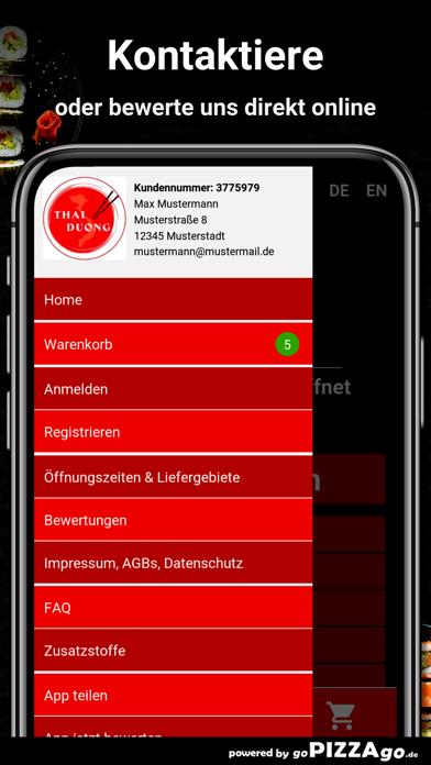 Thai-Duong Berlin screenshot 3