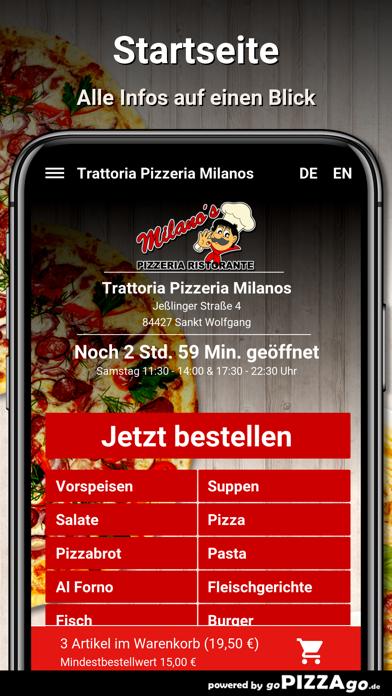Milanos Sankt Wolfgang screenshot 2