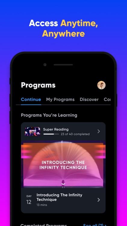 Mindvalley: Learn & Transform screenshot-3