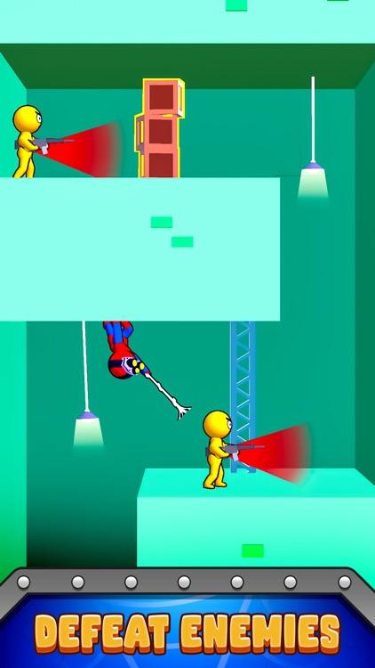 爬墙小飞侠 (Wall Crawler!) screenshot-5