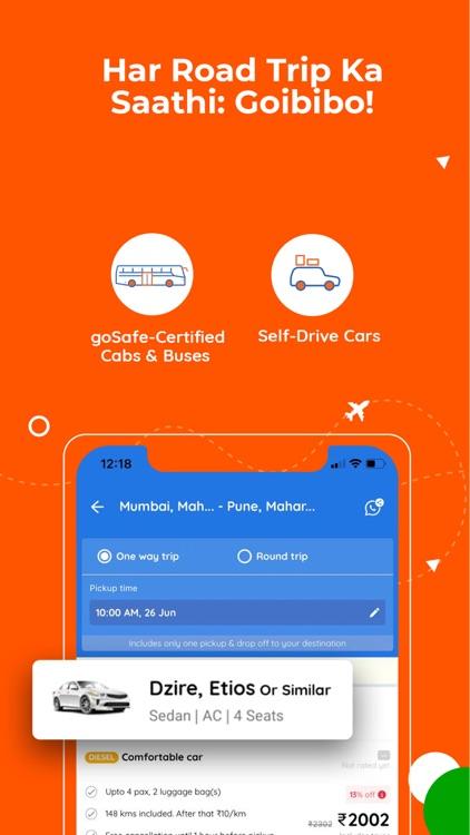 Goibibo: Flight, Hotel & Train screenshot-5