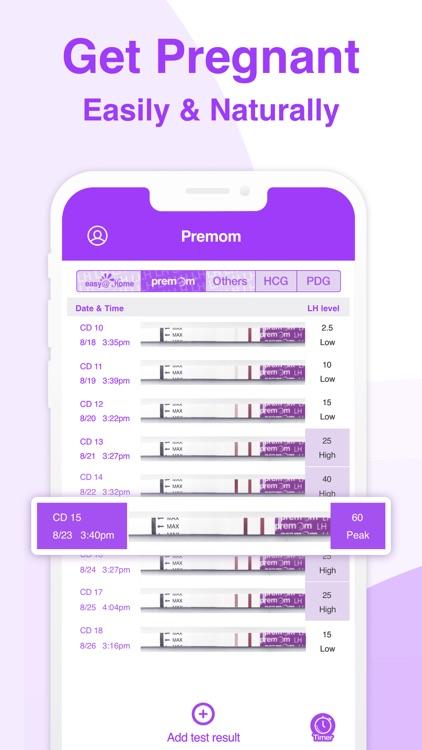 Ovulation Tracker by Premom screenshot-0