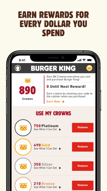 BURGER KING® - New Zealand screenshot-3