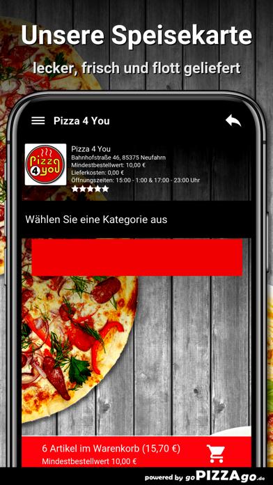 Pizza 4 You Neufahrn screenshot 4